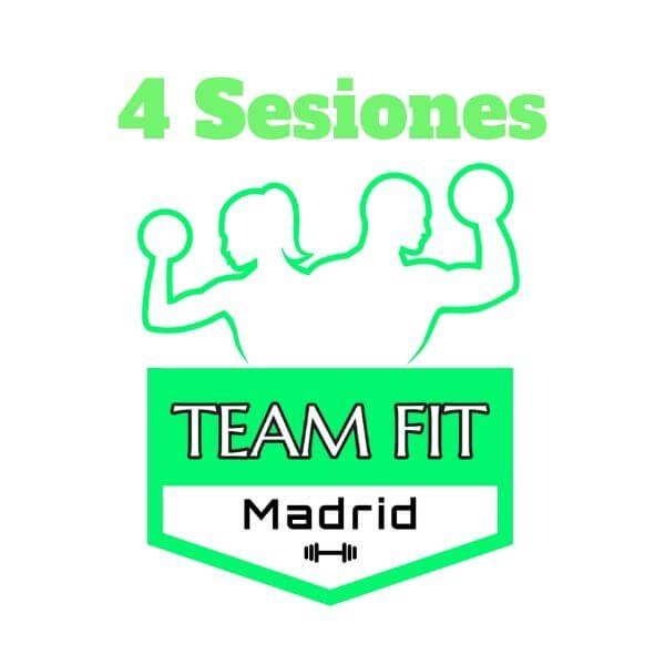 necesito entrenador personal en Madrid